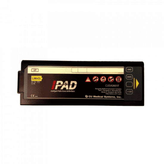 Μπαταρία Απινιδωτή για iPad NF 1200, της εταιρείας CU Medical