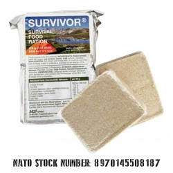 SURVIVOR Μερίδα Τροφής Επιβίωσης